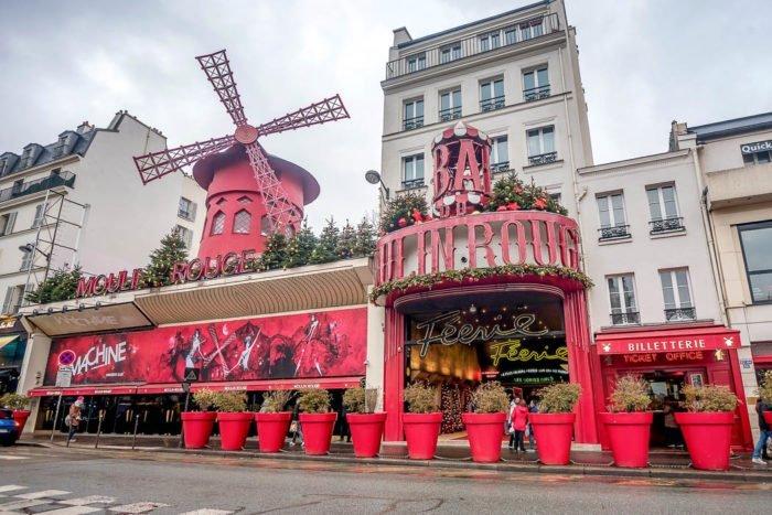 Die besten Cabarets in Paris