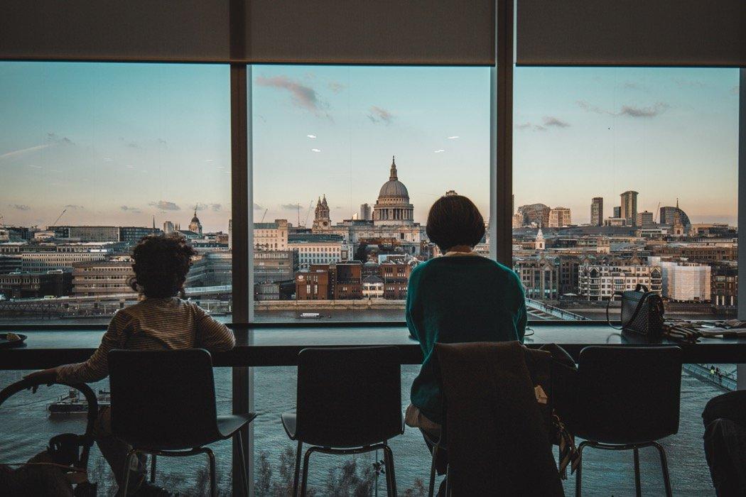 Tate Modern Aussicht