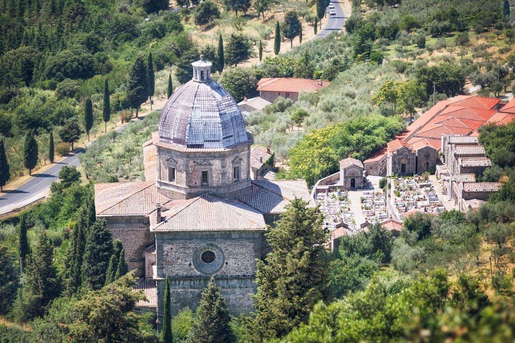 Cortona Kirche