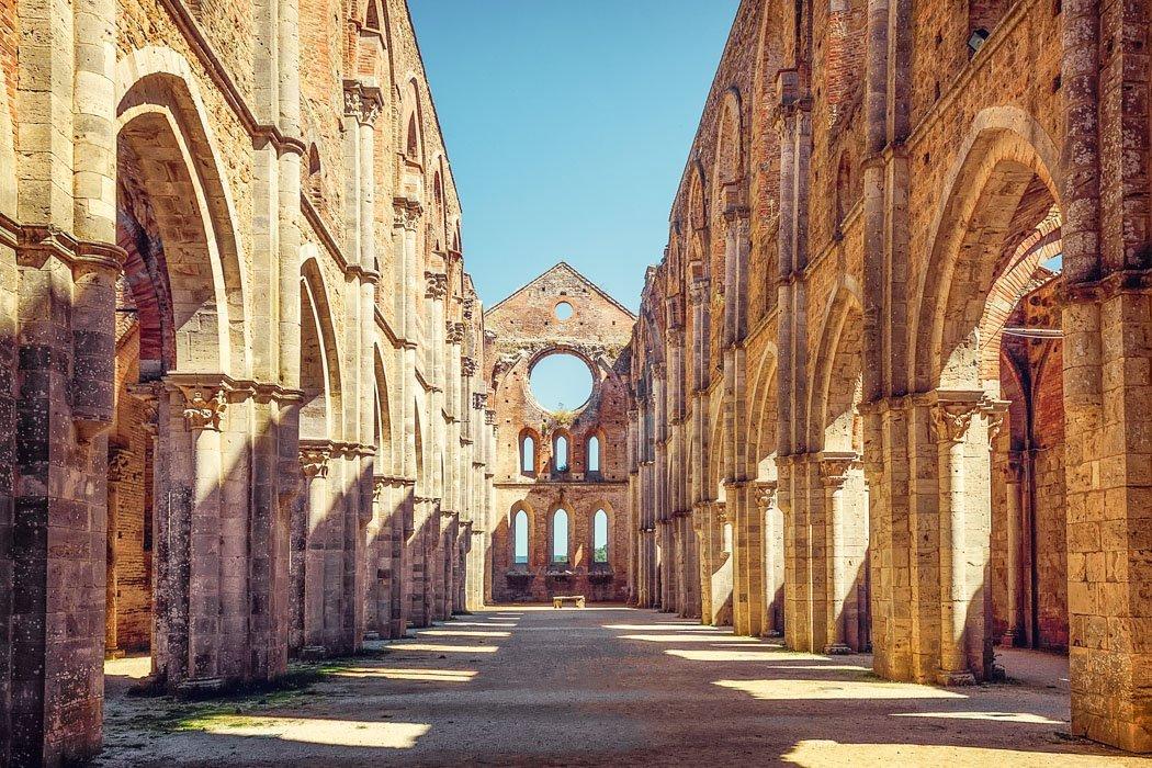 San Galgano Kloster
