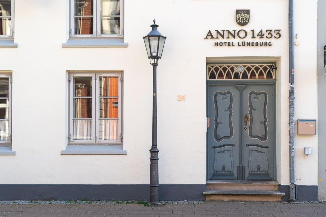 Anno 1433 Hotel in Lüneburg