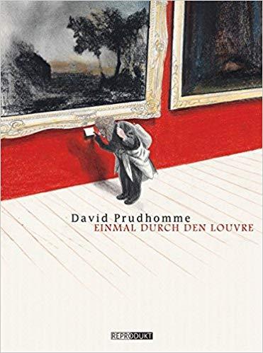 Einmal durch den Louvre von David Prudhomme