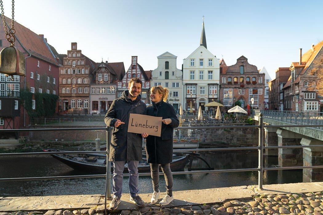 Unsere neue Heimat Lüneburg