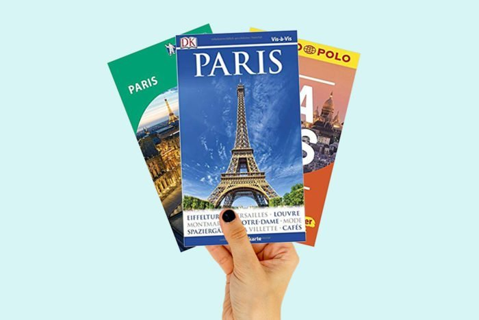 Der beste Reiseführer Paris