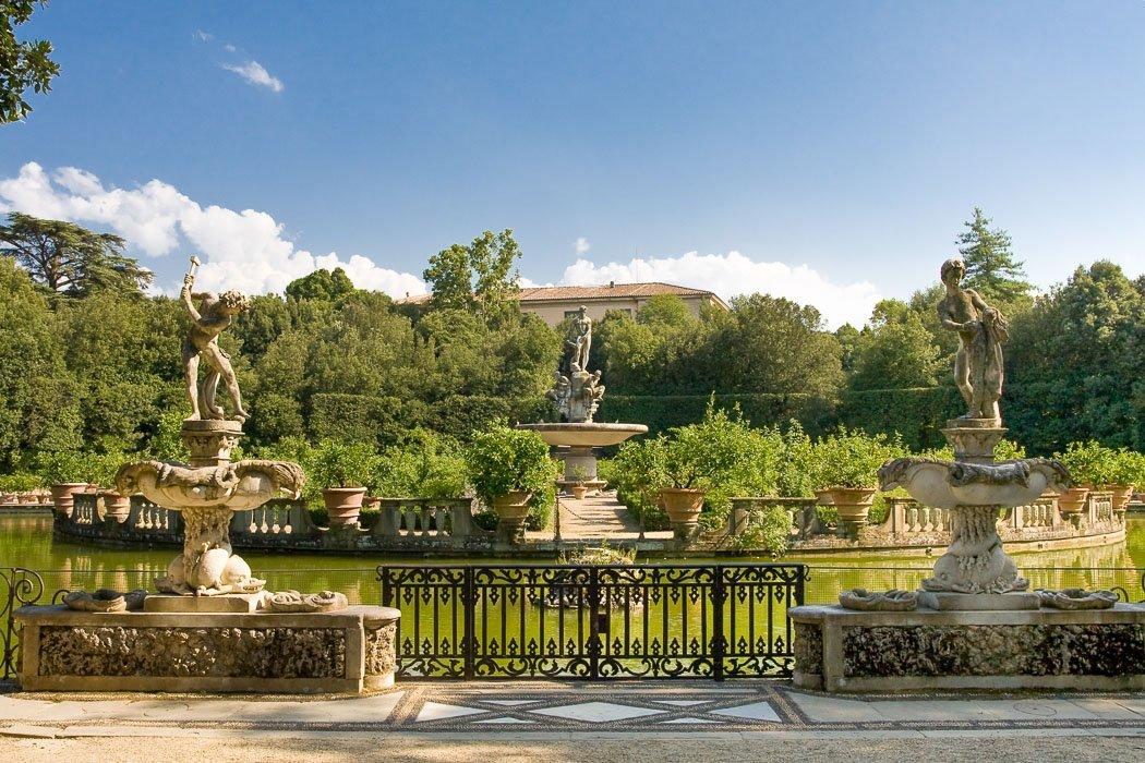 Boboli Garten