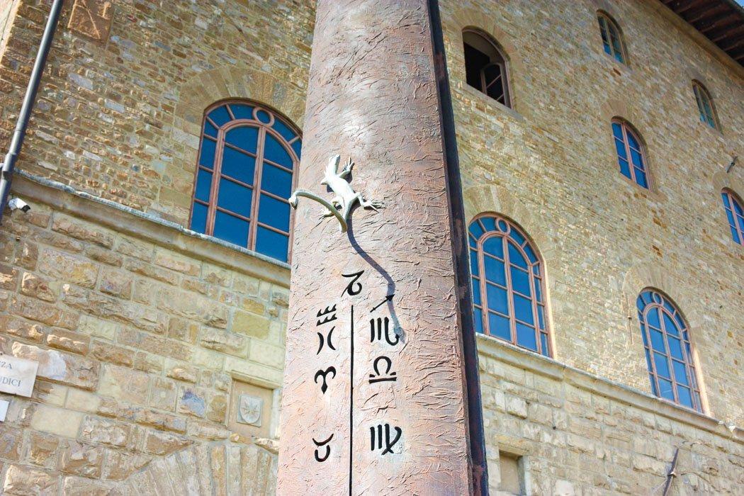 Galileo Museum Sonnenuhr