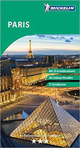 Der grüne Reiseführer für Paris