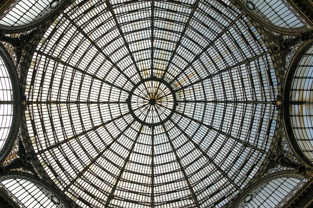 Galleria Umberto Neapel