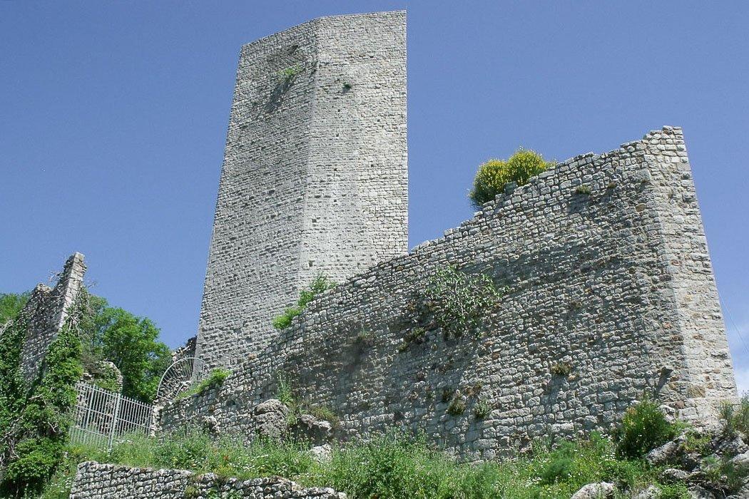 Rocca Silvana