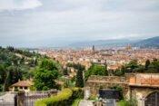 Blick auf Florenz mit Dom
