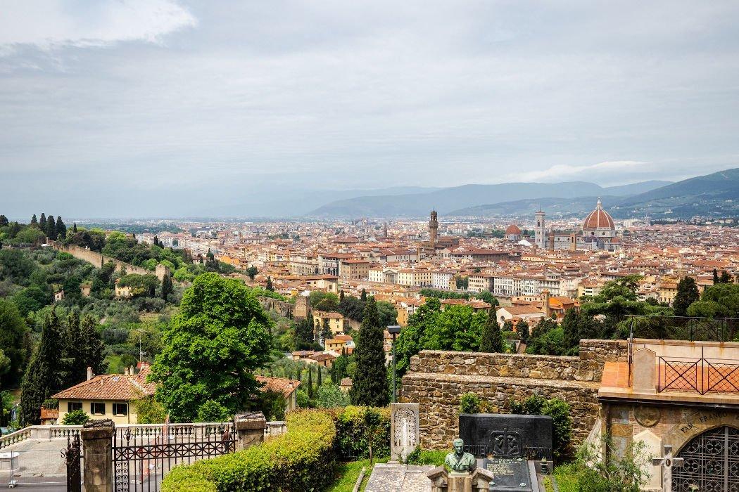 11 besondere Boutique Hotels in Florenz