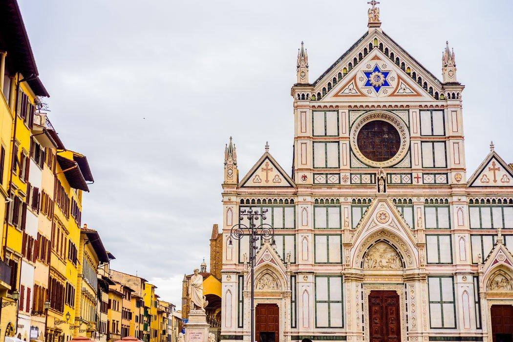 Santa Croce Florenz
