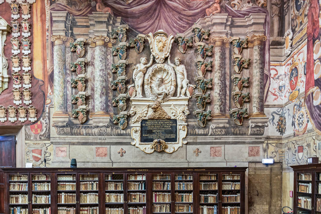Archiginnasio Bibliothek