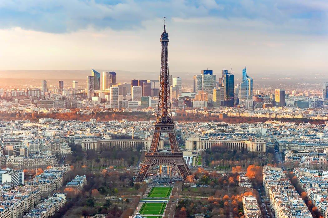 Tour Montparnasse Aussicht