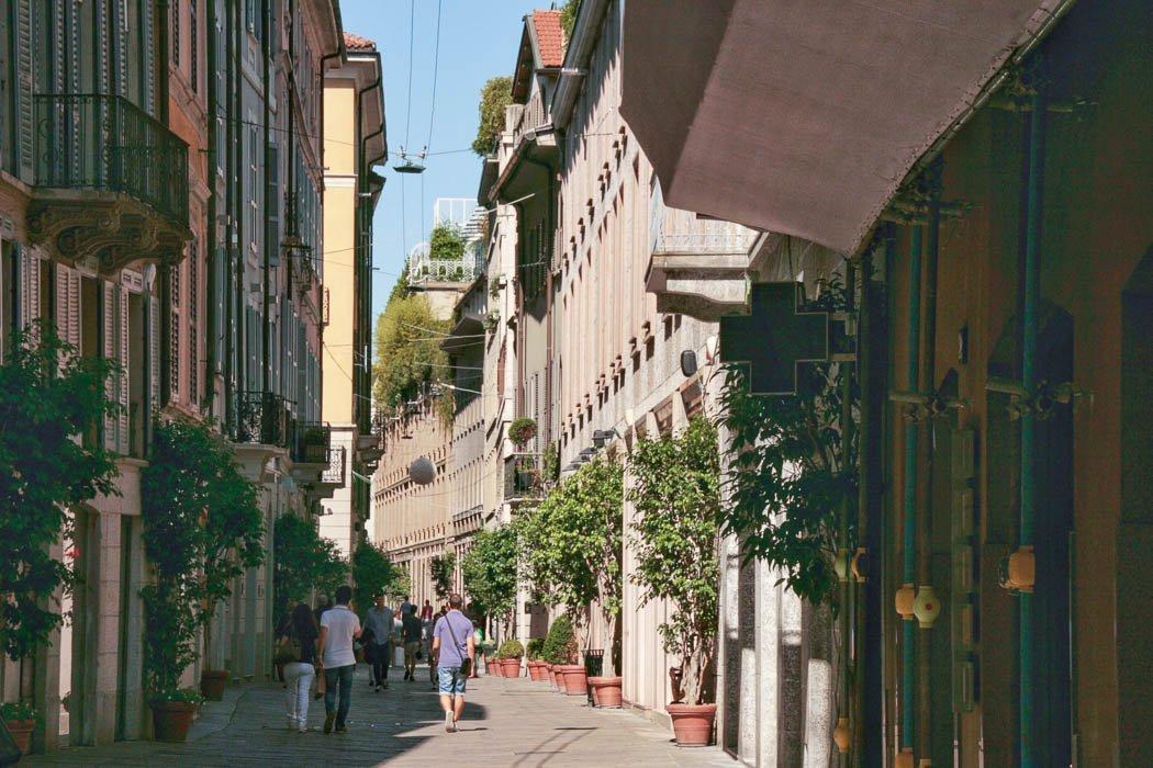 Brera Mailand