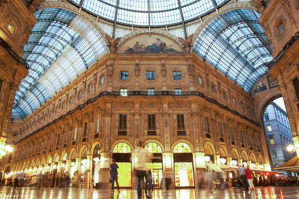 Vittorio Emanuele II Galerie