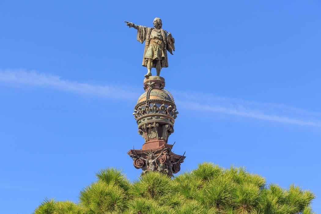 Kolumbus Denkmal
