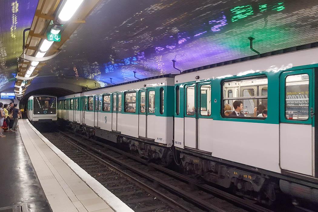 Paris Metrostation