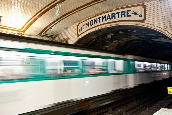 Paris Metro Tickets kaufen: So funktioniert das U-Bahnfahren
