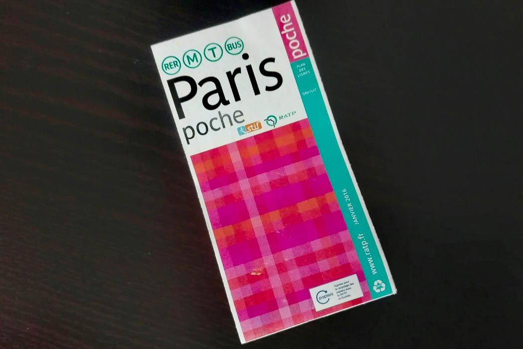 Paris Metroplan