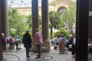 Petit Palais Terrasse