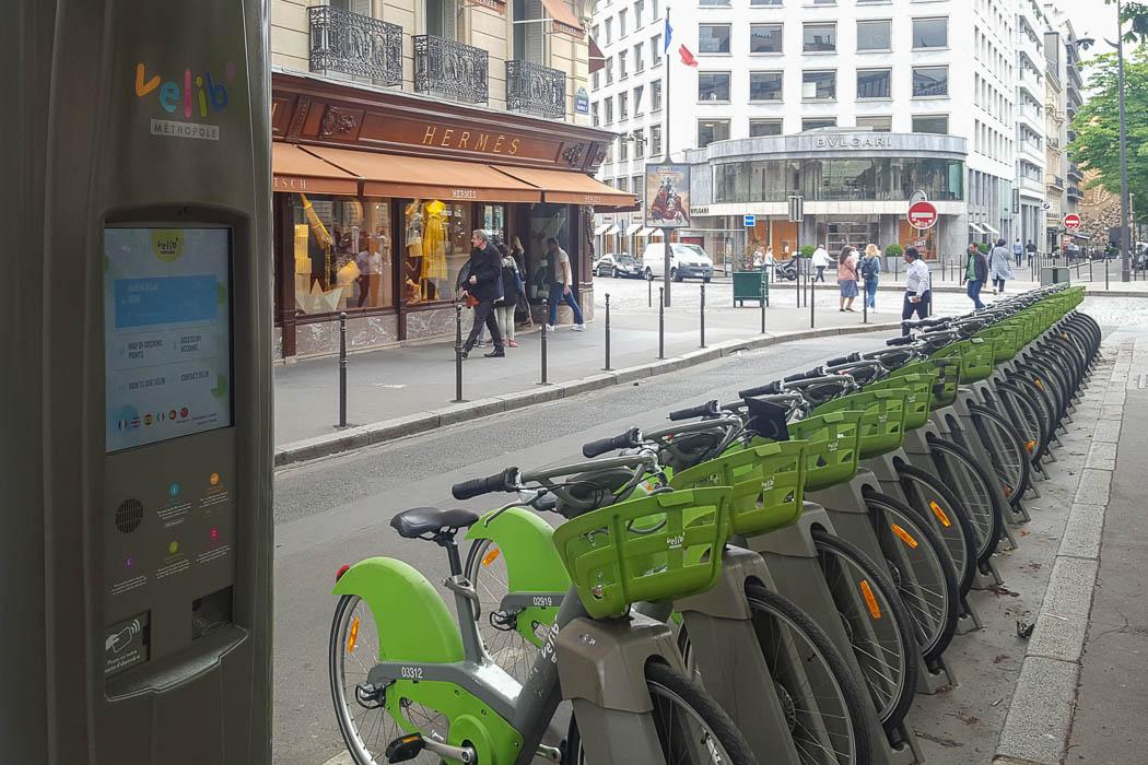Fahrrad Paris