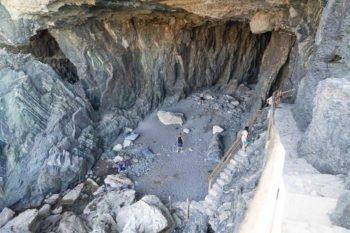 Die Höhlen von Ajuy
