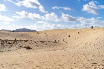 Corralejo Dünen