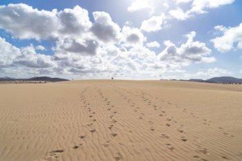 Parque Nacional de Corralejo