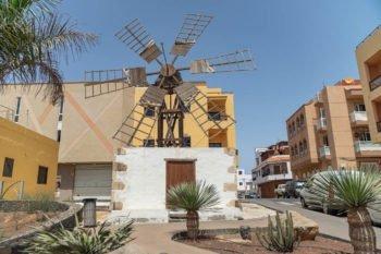 Corralejo Windmühle