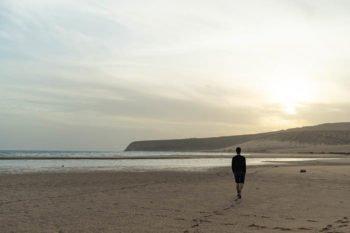 Der Strand Risco el Paso