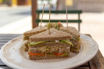 Baobab Sandwich