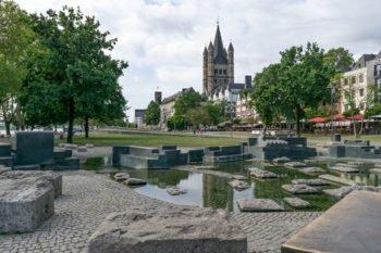 Groß St. Martin - 12 romanische Kirchen Köln