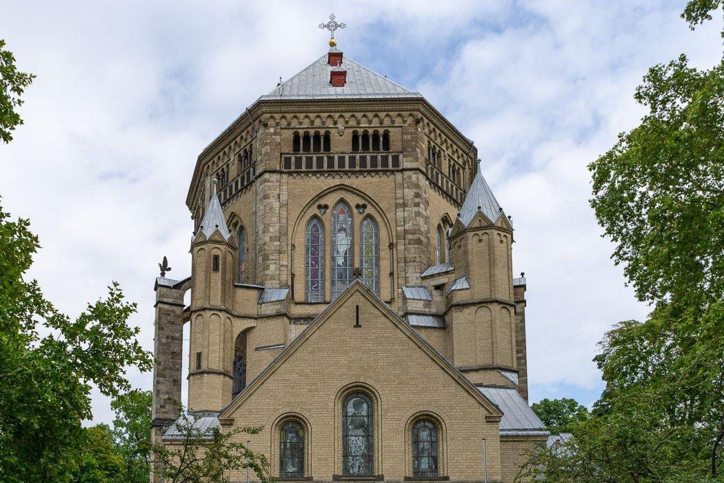 St. Gereon - 12 romanische Kirchen Köln