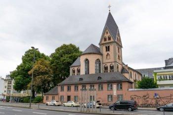 St. Maria Lyskirchen - 12 romanische Kirchen Köln