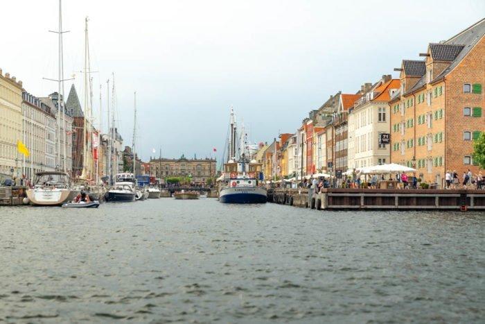 Bootsfahrt Kopenhagen
