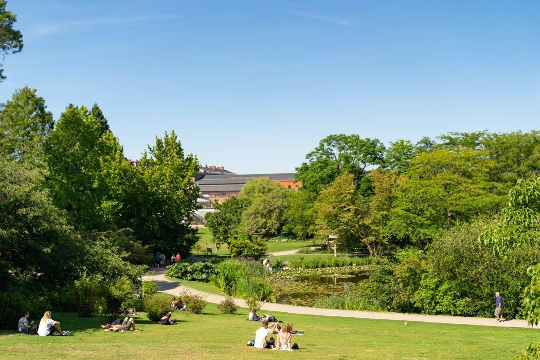 Botanischer Garten Kopenhagen