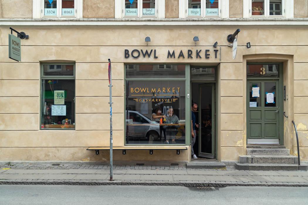 Bowl Market Kopenhagen