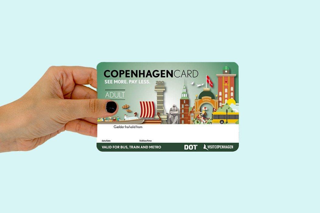 Copenhagen Card Preis