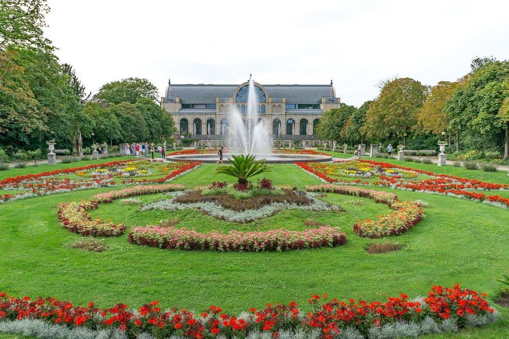 Botanischer Garten Flora