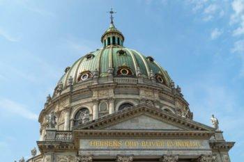 Frederiks Kirke Kuppel