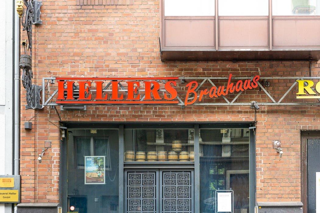 Hellers Brauhaus
