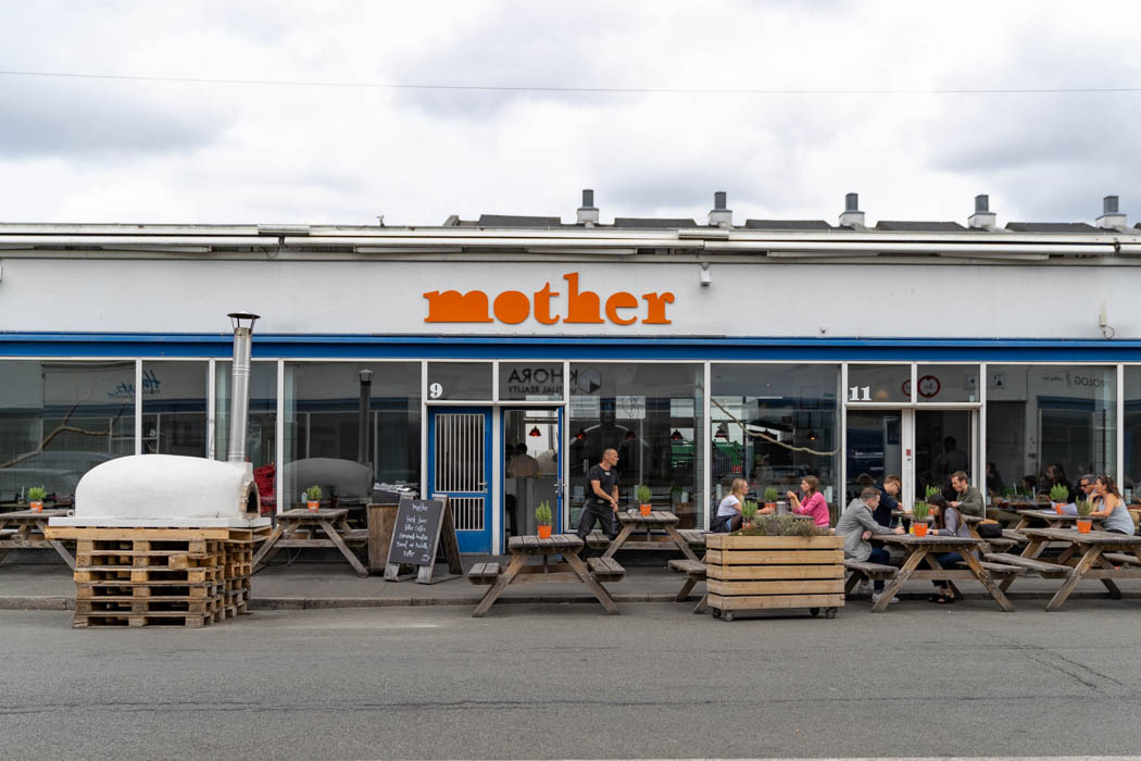 Mother Pizza Kopenhagen
