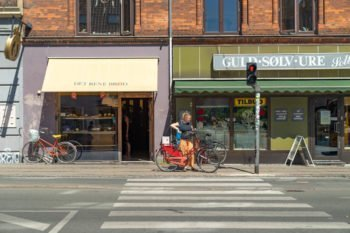 Nørrebro Geschäfte