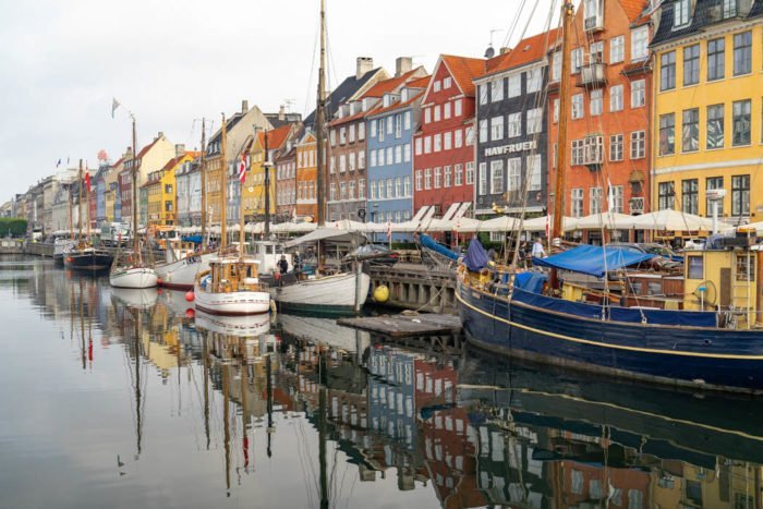 Nyhavn Boote