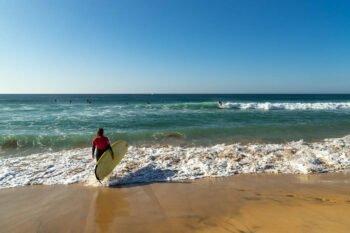Surfen bei El Cotillo
