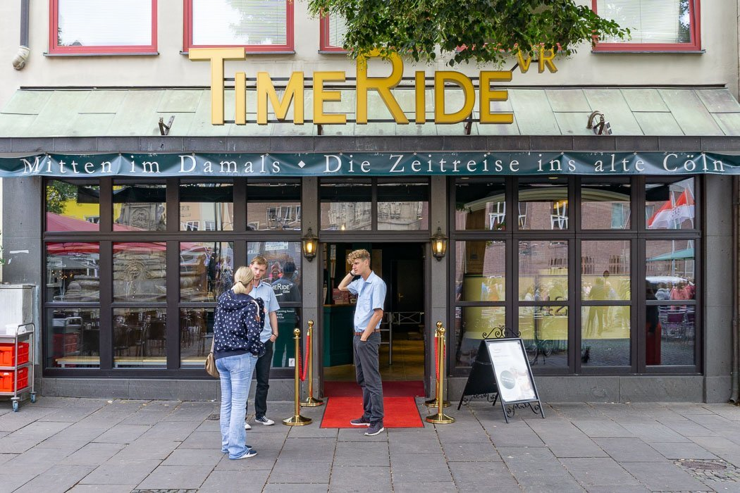 Time Ride Köln