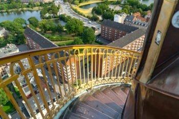 Vor Frelsers Kirke Treppe