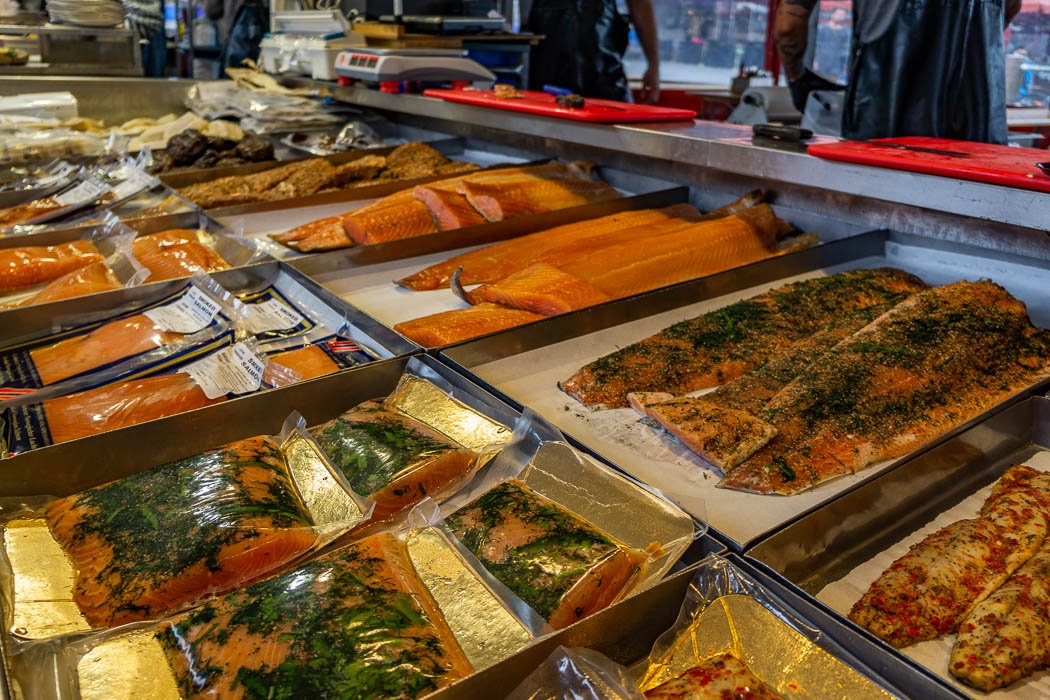 Bergen Fischmarkt