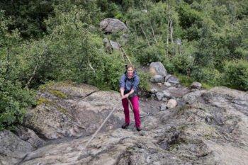 Wanderung Buabreen